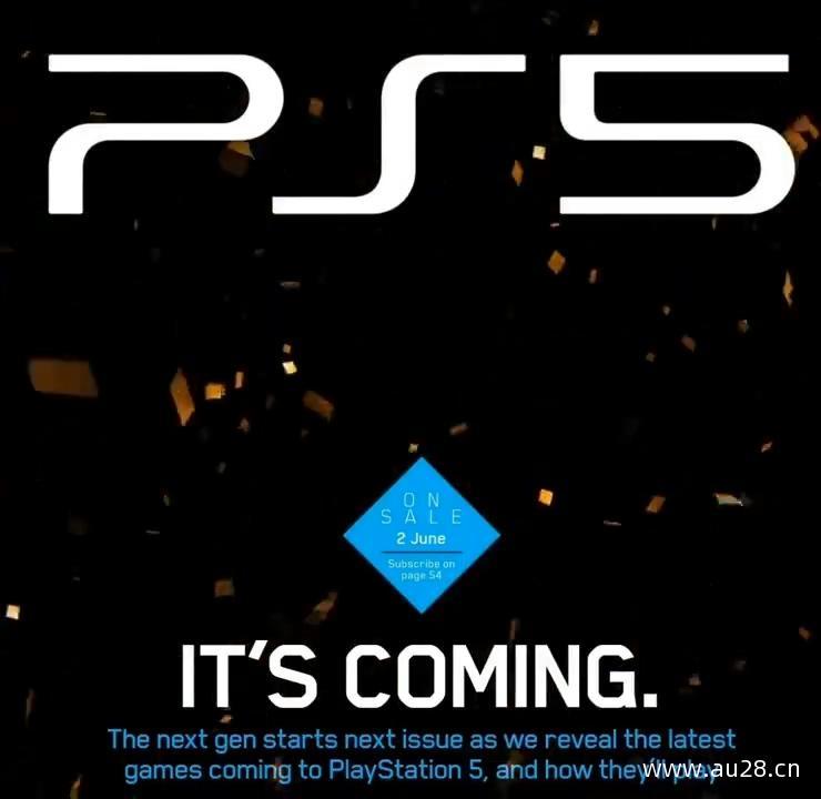 来了!国外游戏杂志OPM将在5月公布PS5游戏