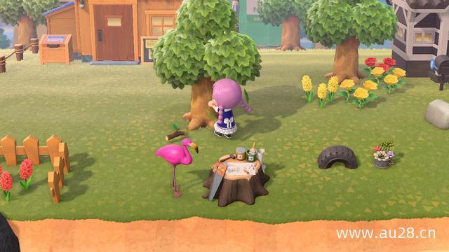 switch动物森友会怎么种植树木 动森种植树木攻略心得