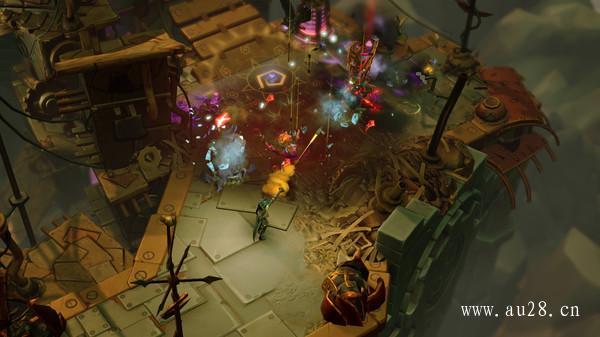 《火炬之光3》Switch版将于10月22日发售
